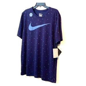 Nike Dri-Fit Graphic Tee size Large